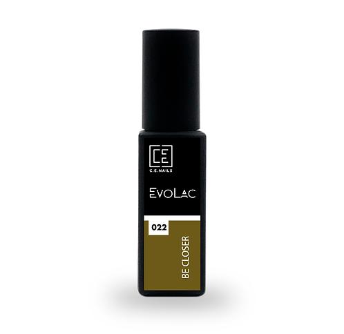 #022 Be Closer, Гель-лак для ногтей EvoLac, 8 мл