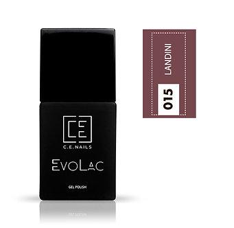 #015 Landini, Гель-лак для ногтей EvoLac