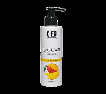Лосьон для рук C.E.Nails EvoCare Cool Mango, 200 ml