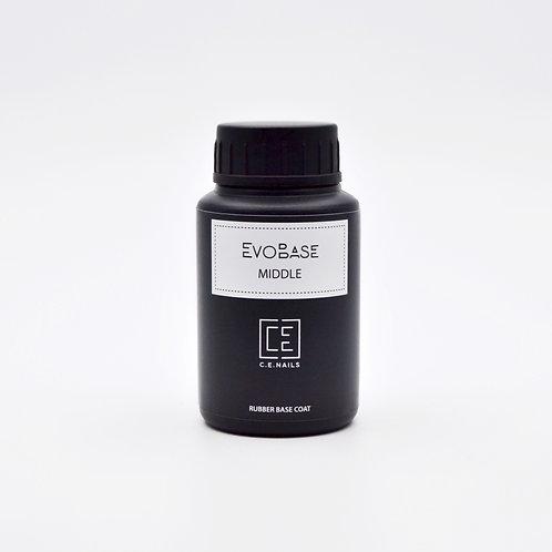 Пластичная прозрачная основа EvoBase Middle, 30 мл (среднее)