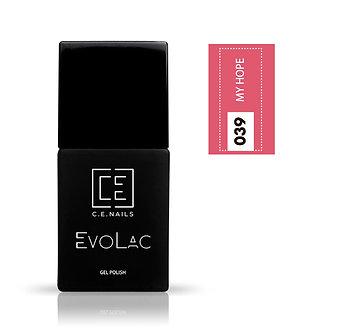#039 My Hope, Гель-лак для ногтей EvoLac