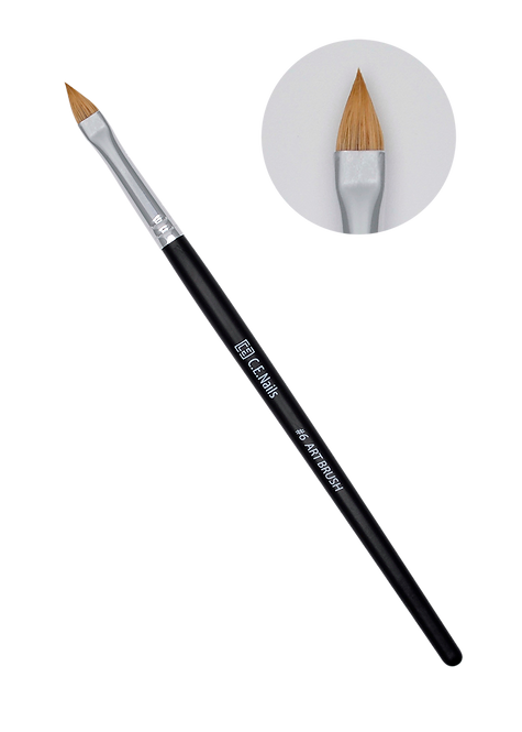 Кисть C.E.Nails Art Brush #6