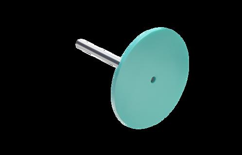 Пластиковый педикюрный диск Pododisk с файлами L, 25 мм