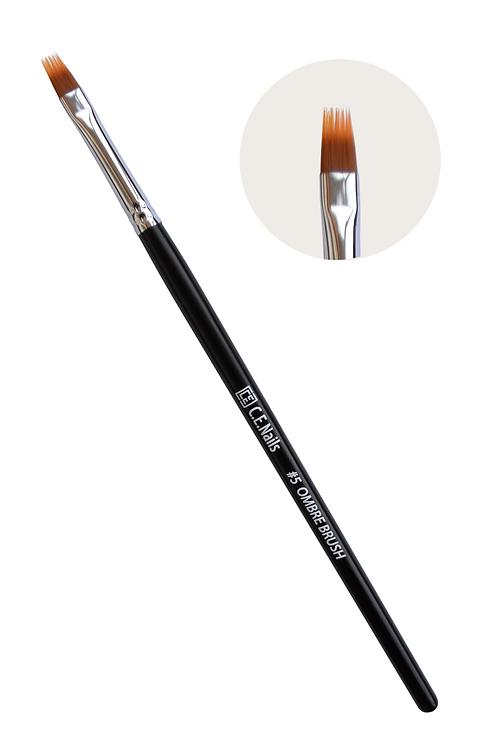 Кисть для омбрэ C.E.Nails Ombre Brush #5