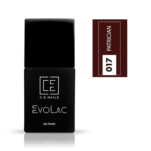 #017 Patrician, Гель-лак для ногтей EvoLac