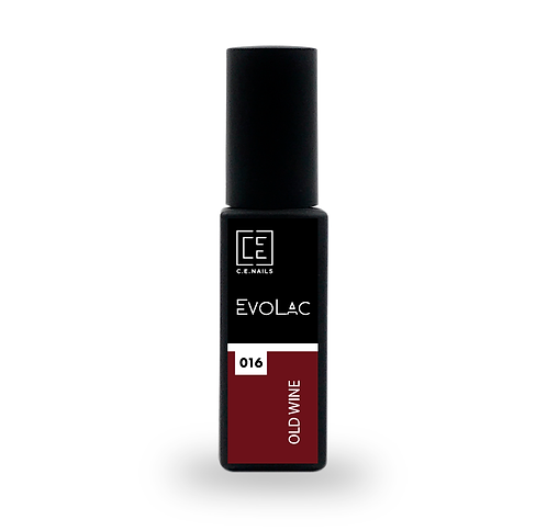 #016 Old Wine, Гель-лак для ногтей EvoLac, 8 мл