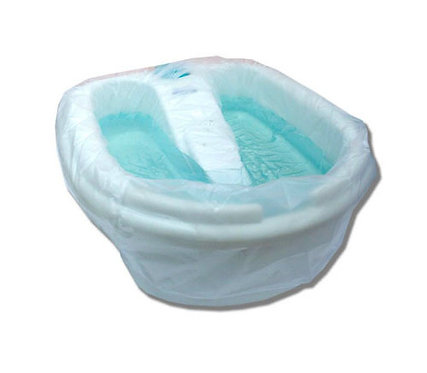 Пакеты для ПЭТ педикюрных ванн, 100 шт