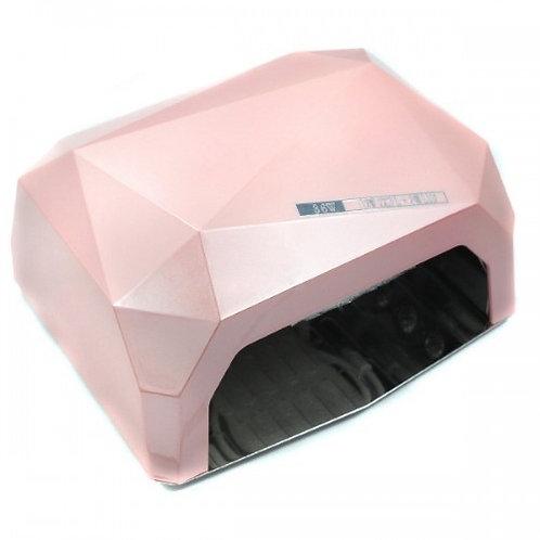 "Профи LED/CCFL лампа ""ПРИЗМА"", 36 WT розовая"