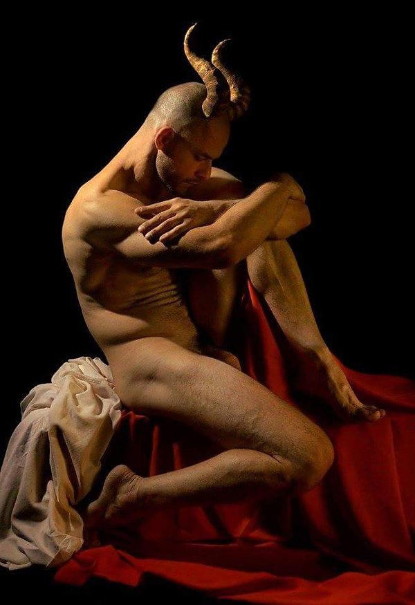 Modelo vivo - Juliano Hollivier - Escola Panamericana de Arte e Design