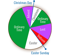 Simplified Liturgical Calendar