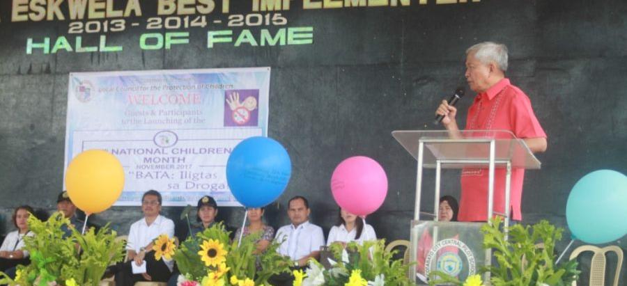 Cotabato City participates in 25th Children's Month