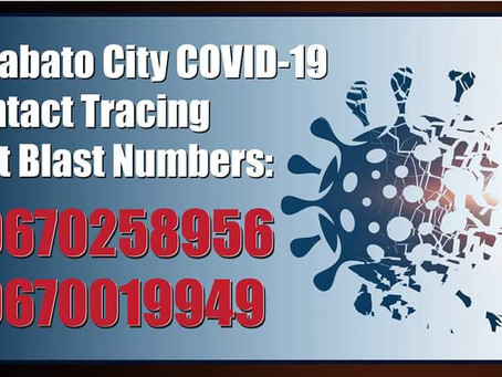 COVID TEXT BLAST