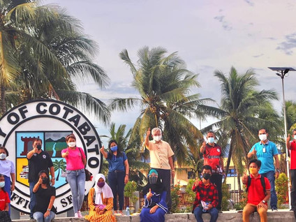 Launching Activity of Youth and Children Hub and Children's Park in Cotabato City