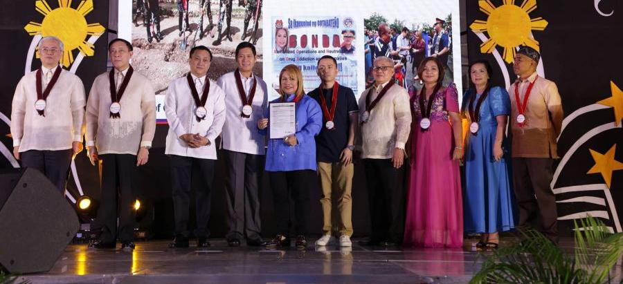 Cotabato City bags 2017 SGLG award