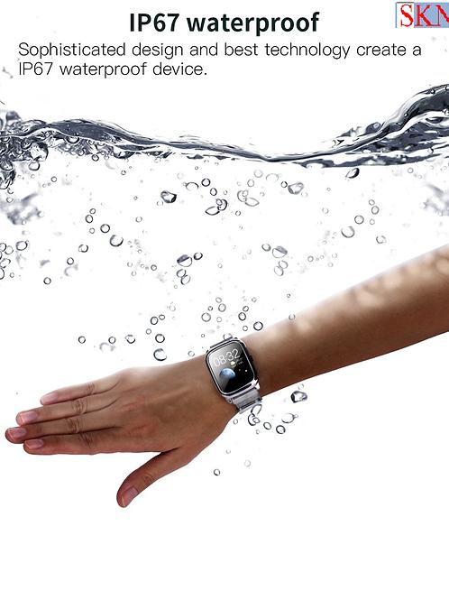 Temperature Detection Smart Watch