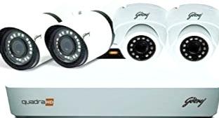 Godrej CCTV Camera