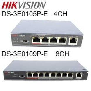 HIKVISION POE SWITCHES used for providing power to hikvision ip cameras through lan cable. HIKVISION DS-7608NI-E2/8P 8CH PoE,  Hikvision DS-2CD2032-I CCTV POE 3MP hikvision poe switch, hikvision poe switch 16 port,hikvision poe switch 4 port, hikvision poe switch 8 port