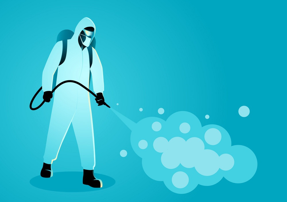 man-in-protective-suit-spraying-disinfec