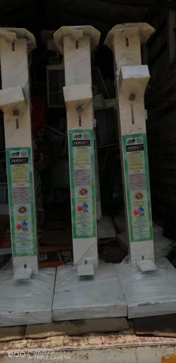 #1 paddle operated sanitizer dispenser supplier in bhubaneswar