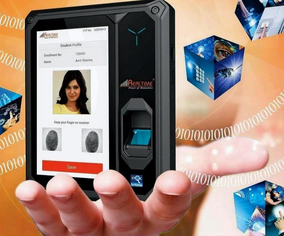 Adhaar Biometrics