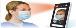 temperature detection biometrics machine