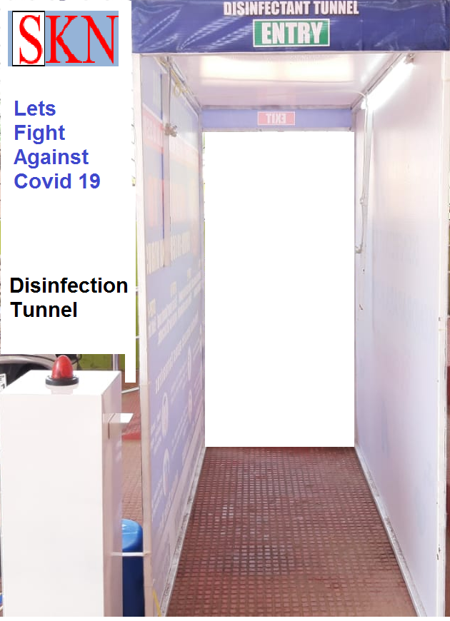 Disnifection Tunnel