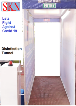 Disnifection Tunnel