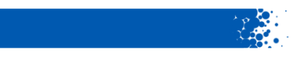 Blue Decorative Strip