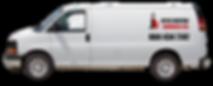 Joyce Heating Services Ltd. Technician Van