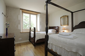 Luxury Bedrooms, Cotton sheets, en-suite bathrooms