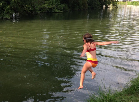 Taking the Plunge: Secret Sud Charente wild swimming