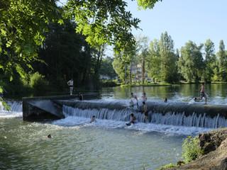 Taking the Plunge: Secret Sud Charente wild swimming