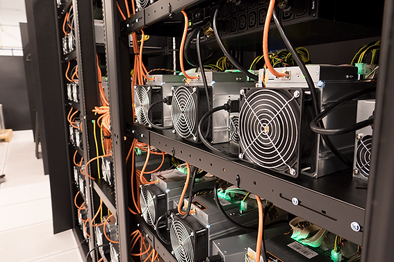 Bitcoin Mining | flexdatacenter