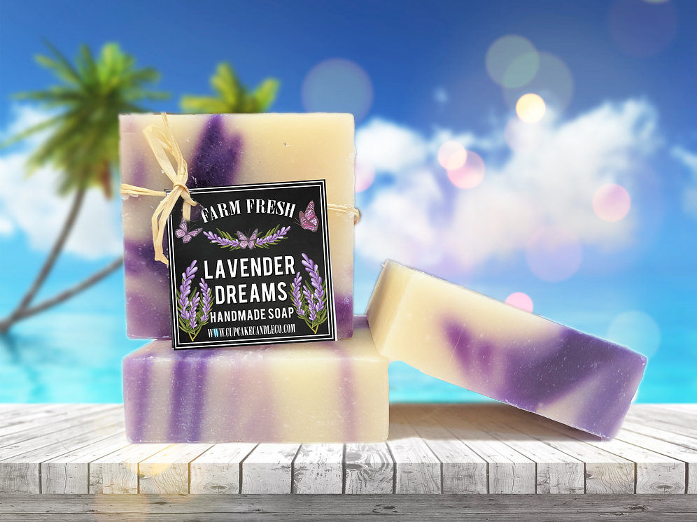 Lavender Dreams Luxury Soap