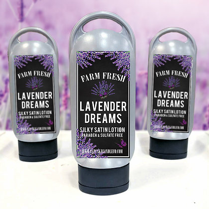 Lavender Dreams Lotion