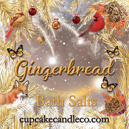 Gingerbread Bath Salts