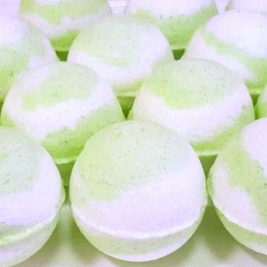 Key Lime Bath Bomb