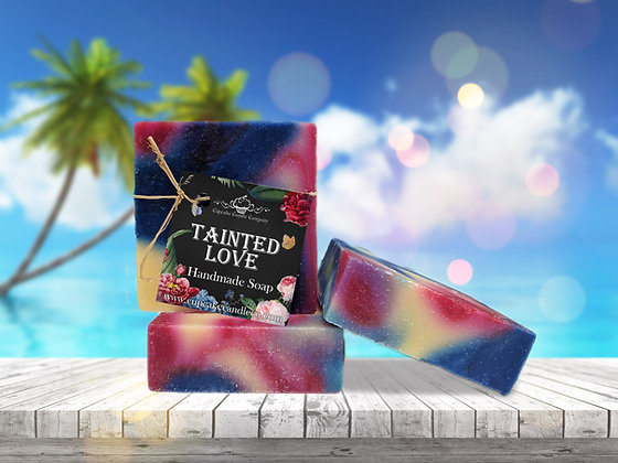 Tainted Love Luxury Soap