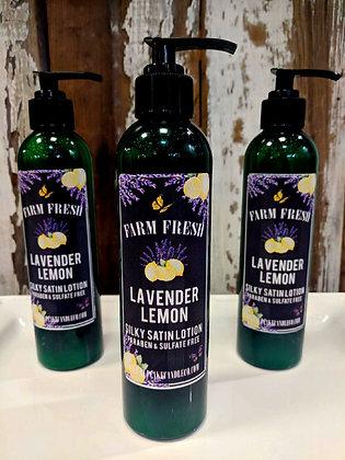 Lavender Lemon Lotion