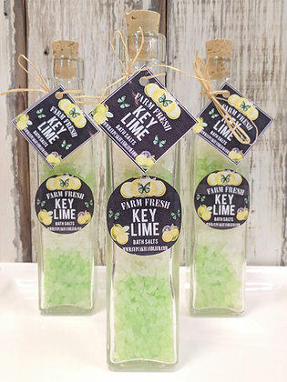 Key Lime Bath Salts