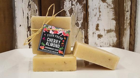 Cherry Almond Luxury Soap
