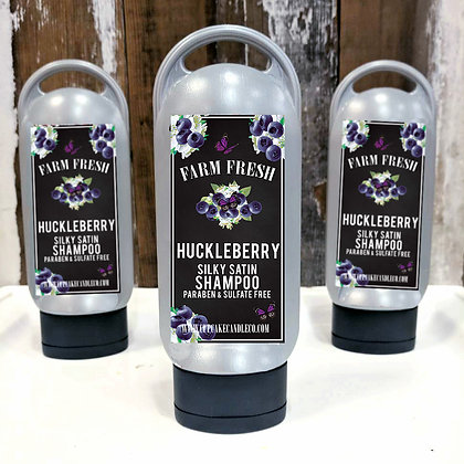 Huckleberry Shampoo