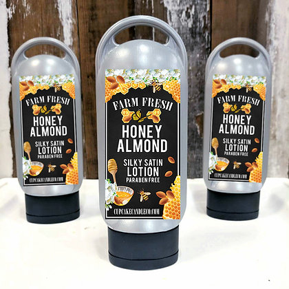 Honey Almond Lotion