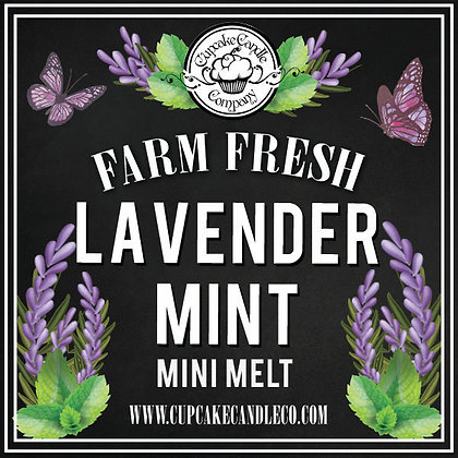 Lavender Mint Mini Melt