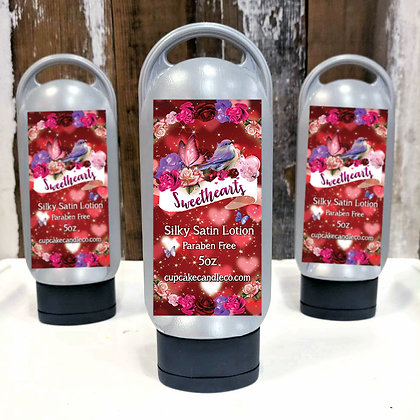 Sweethearts Lotion - 5oz