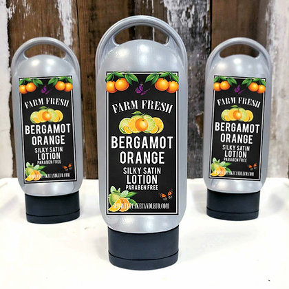 Bergamot Orange Lotion