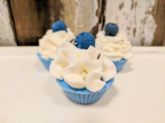Mini Melt Cupcake Candle