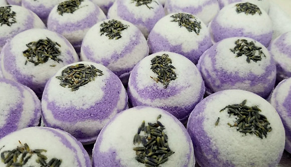 Lavender Dreams Bath Bomb