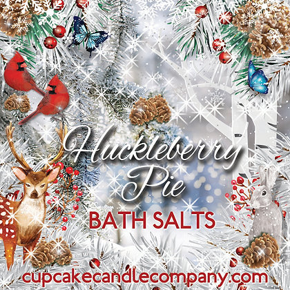 Huckleberry Pie Bath Salts