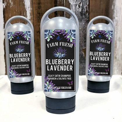 Blueberry Lavender Shampoo